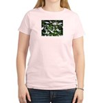 Snow Plant Women's Light T-Shirt