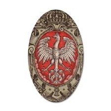 Polish Eagle 1917 1/2 Mark  Wall Decal