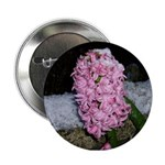 Snow Hyacinth Button