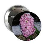 Snow Hyacinth Button