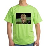Snow Hyacinth Green T-Shirt