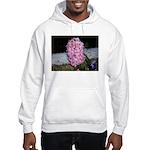 Snow Hyacinth Hooded Sweatshirt