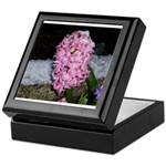 Snow Hyacinth Keepsake Box