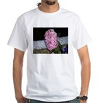 Snow Hyacinth White T-Shirt