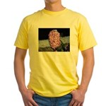 Snow Hyacinth Yellow T-Shirt