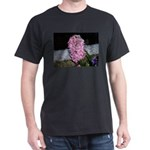 Snow Hyacinth Dark T-Shirt
