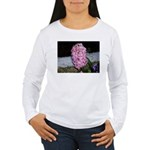 Snow Hyacinth Women's Long Sleeve T-Shirt