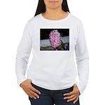 Snow Hyacinth Women's Long Sleeve T-Shirt