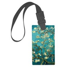 Van Gogh Almond Blossoms Tree Luggage Tag