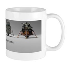 Development of the Apollo Lunar Module Coffee Mug