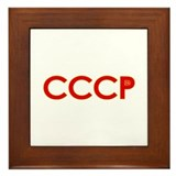CCCP Framed Tile