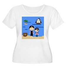 Pirate Life O T-Shirt