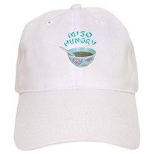 Miso Hungry Baseball Cap