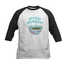 Miso Hungry Kids Baseball Jersey