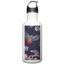 Tropical African Parad Water Bottle