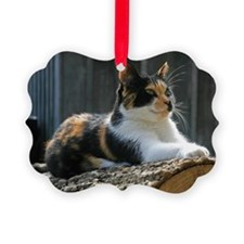 calico-cat Ornament
