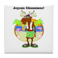 Joyous Chanumas Coaster - Vaction Chanu-A-Moose