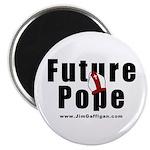 Future Pope Magnet