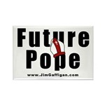 Future Pope Rectangle Magnet (100 pack)