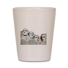 Rushmore Rock You Shot Glass