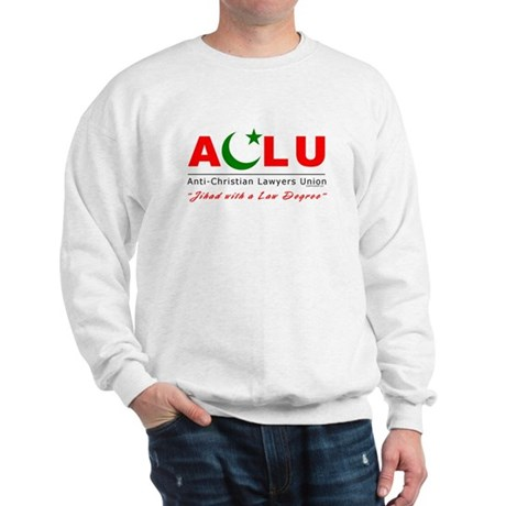Anti-Christian Sweatshirt
