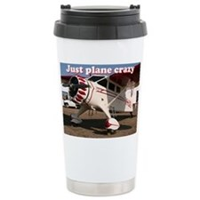 Just plane crazy: Stins Travel Mug