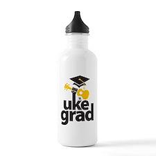 Uke Grad Water Bottle