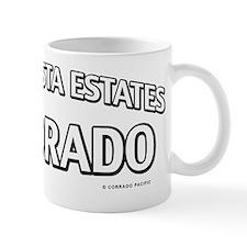 Monte Vista Estates Colorado Mug