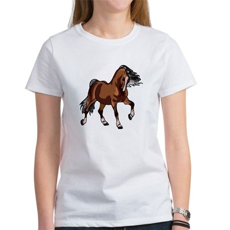 Spirited Horse Women's T-Shirt