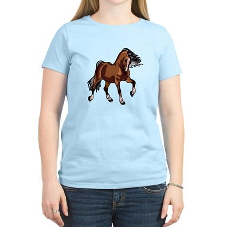 Spirited Horse Women's Light T-Shirt