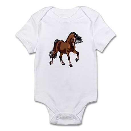 Spirited Horse Infant Bodysuit