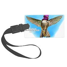 Costas Hummingbird Luggage Tag