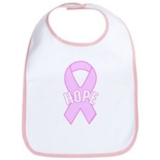 Pink Ribbon - Hope Bib