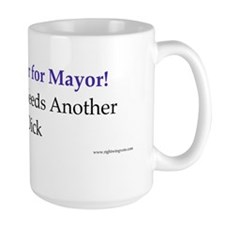 Anthony Weiner for Mayor Mug