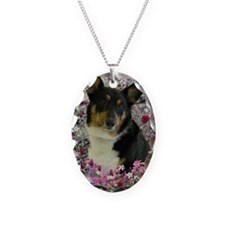 Sebastian the Welsh Corgi in F Necklace