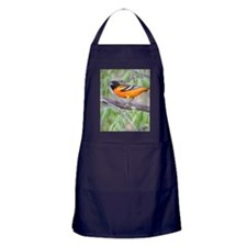 Northern Oriole Apron (dark)