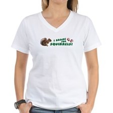 I Brake for Squirrels Shirt