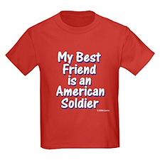 Best Friend/Soldier T