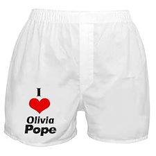 I Heart Olivia Pope 1 Boxer Shorts