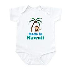 Hawaii Kids Gift Onesie