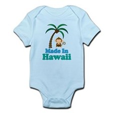 Hawaii Kids Gift Onesie