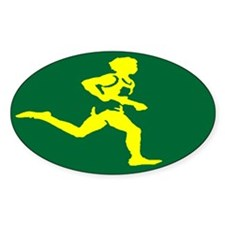 Pre Runner Oval Decal