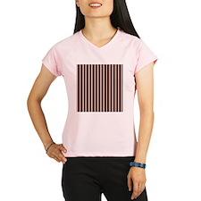 Stripes Performance Dry T-Shirt