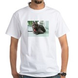 Cute Irish wolf hound Shirt