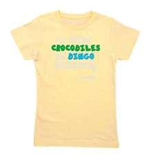 Crocodiles and Dingo Girl's Tee