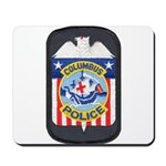 Columbus Police Mousepad