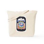 Columbus Police Tote Bag