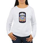 Columbus Police Women's Long Sleeve T-Shirt