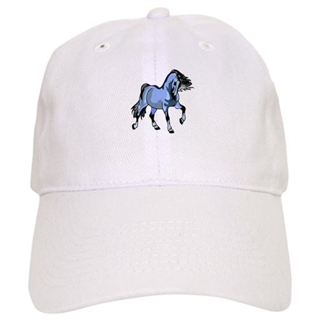 Fantasy Horse Light Blue Cap