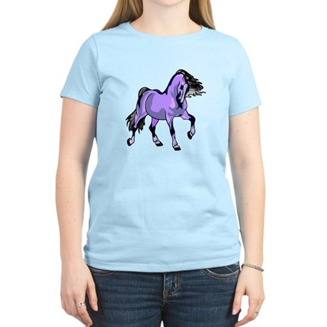 Fantasy Horse Lilac Women's Light T-Shirt